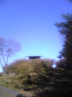 おとといの宮城県気仙沼市徳仙丈山上空様子です。