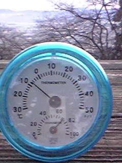 今朝は冷え込みましたねぇ〜。